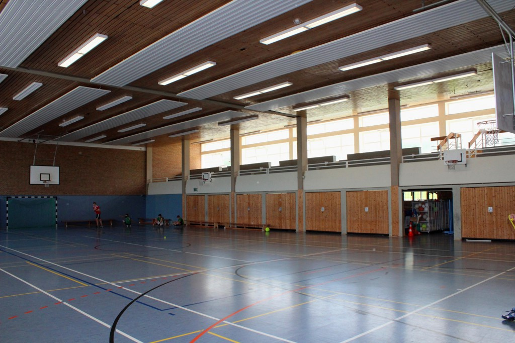 Turnhalle 2