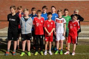 2015 FB Turniermannschaft 2