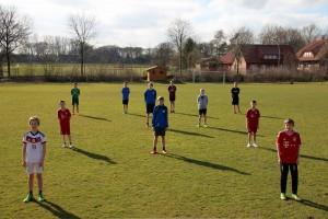 2015 FB Turniermannshaft 2 Aufstellung